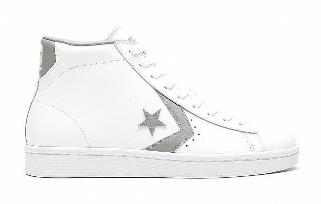 Old School as it should be with the Converse Pro Leather 76