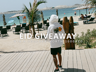 WIN YOUR EID PRESENT AT UPCLASSICS!