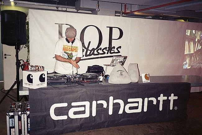 RECAP: Popupclassics X Carhartt WIP