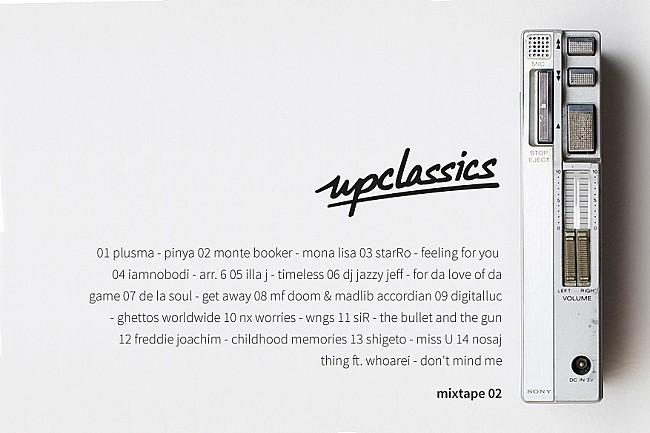 upclassics Mixtape Vol. 2