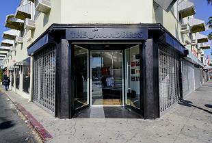 THE HUNDREDS LOS ANGELES FLAGSHIP